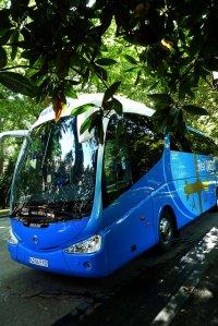 podróż autobusem do Niemiec