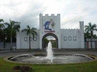 budynek na Sri Lance