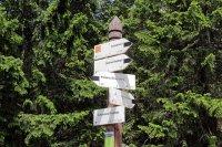 szlaki turystyczne - Tatry